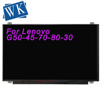 Para Lenovo G50 45 70 80 30 N50 80 E550C Y50 B50 Z51 Visor Do Painel de Tela LED Matriz para 15.6 Laptop LCD|Tela de LCD do laptop| |  -