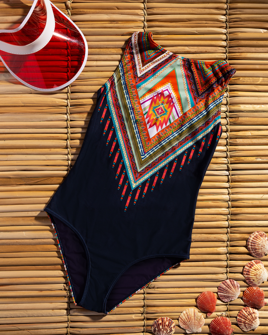 H4a7833ab653b41cf8e589cde5be10532g - Striped Women One Piece Swimsuit High Quality Swimwear Printed Push Up Monokini Summer Bathing Suit Tropical Bodysuit Female
