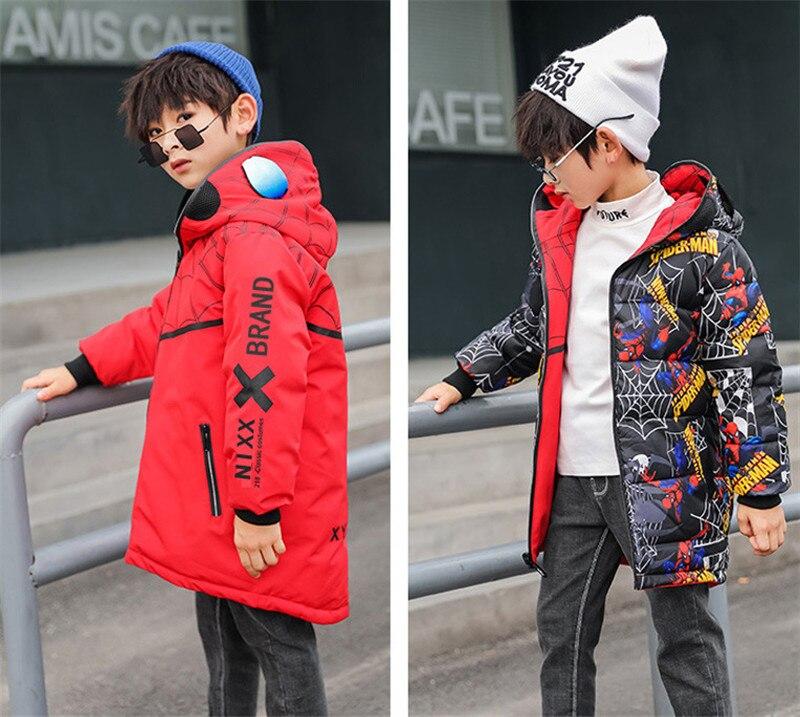 criança meninas meninos casaco de inverno roupas outerwear