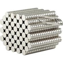 Магнитные шарики 5 мм 1000 шт 5x3 мм супер сильный редкоземельный магнит маленький круглый мощный неодимовый магнит на холодильник N38 5x3 мм D5* 3 мм