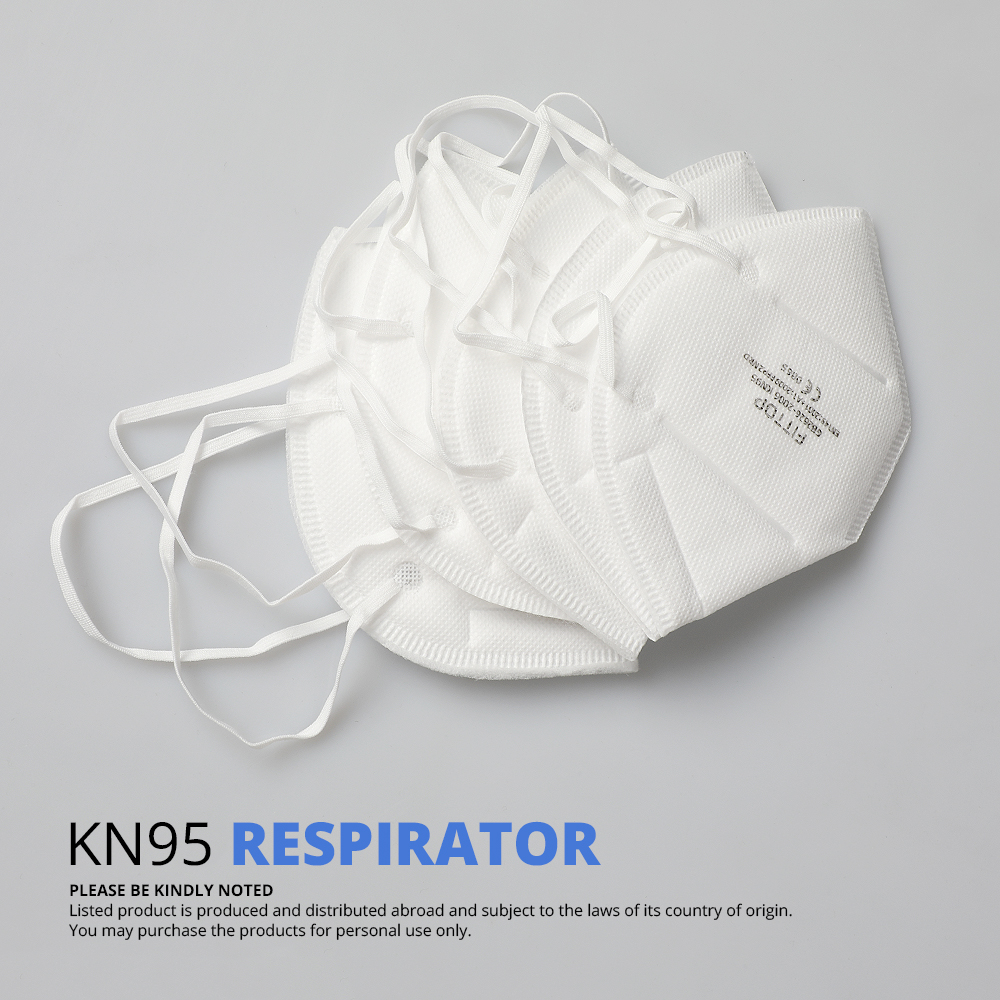Image 3 - 5 pcs KN95 CE Certification Face Mask Anti Influenza N95 Medical Mouth Mask Same Protective as KF94 FFP2Masks   -