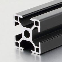 100 600 мм произвольная Резка черный 3030 Европейский стандарт