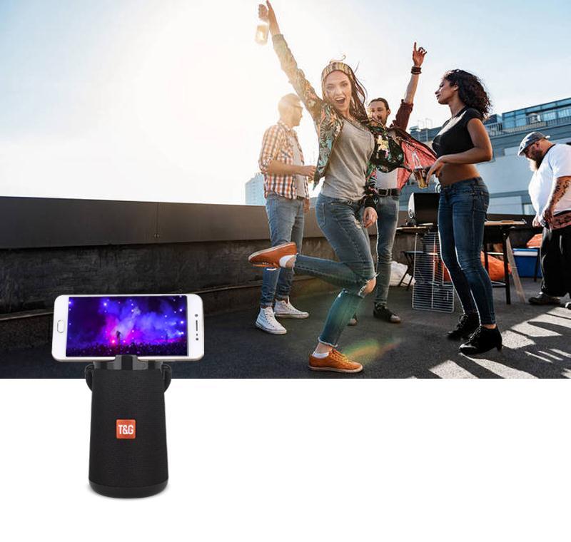 Высокая мощность 30 Вт портативный динамик Водонепроницаемый Bluetooth колонки супер бас беспроводной мини сабвуфер звуковая панель с AUX TF карта...