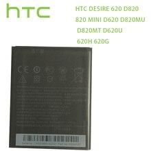 HTC orijinal pil BOPE6100 HTC Desire 620 için pil D820 820 mini D620 D820MU D820MT D620U 620H 620G çift Sim cep telefonu
