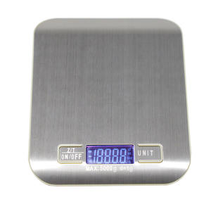 Kitchen-Scale Measuring-Tool Electronic-Weighing-Scale Digital XNC Household Slim LCD