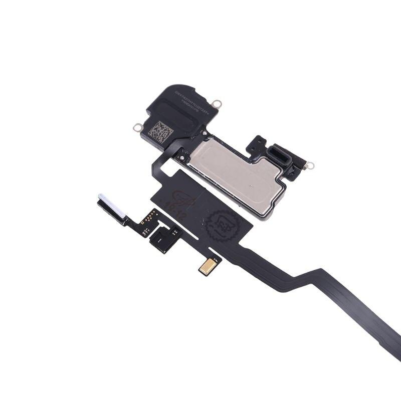 Купить запасные части для iphone x динамик с датчиком приближения гибкий