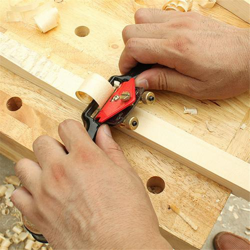 Spokeshave Woodworking Hand Planer Trimming Tools 9 Inch Wood Edge Plane Spoke Shave MINI Plane Carpenter Tools Planer