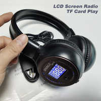 Casque sans fil pliant zèle B570 Casque Audio Bluetooth Casque Audio Hifi stéréo anti-bruit avec Support micro carte TF FM