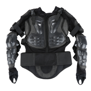 Motorcycle Motocross Racing Full Body Armor Spine Chest Shoulder Knee Gear Jackets-XXXL safey Protector Car Accessory