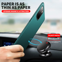 Ultra-thin Magnetic Hard Matte PC Phone Case For iPhone 11 Pro max SE XSmax XR XS X 8 7 6s 6 Plus Frosted Protection Cover Shell ultra thin magnetic hard matte pc phone case for iphone 11 pro max se xsmax xr xs x 8 7 6s 6 plus frosted protection cover shell