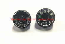 캐논 5D3 5D 마크 III 6D 카메라 교체 유닛 수리 부품에 대한 새로운 오리지널 6D 탑 커버 버튼 모드 다이얼