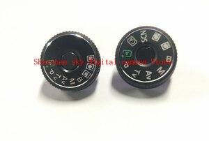 Image 1 - جديد الأصلي 6D الغطاء العلوي وضع زر الاتصال الهاتفي لكانون 5D3 5D مارك III 6D كاميرا استبدال وحدة إصلاح جزء