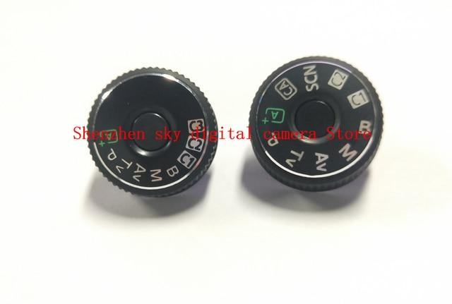 جديد الأصلي 6D الغطاء العلوي وضع زر الاتصال الهاتفي لكانون 5D3 5D مارك III 6D كاميرا استبدال وحدة إصلاح جزء
