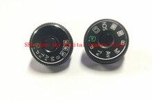 Nowy oryginalny 6D górna pokrywa przycisk pokrętło trybu dla Canon 5D3 5D Mark III 6D aparat wymiana jednostka naprawa część