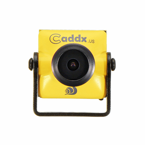 """Image 1 - Caddx Turbo Micro F2 1/3"""" CMOS 2.1mm 1200TVL 16:9/4:3 NTSC/PAL Low Latency FPV Camera W/ Microphone for RC FPV Racing Drone Part"""