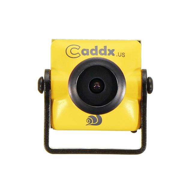 "Caddx Turbo Micro F2 1/3"" CMOS 2.1mm 1200TVL 16:9/4:3 NTSC/PAL Low Latency FPV Camera W/ Microphone for RC FPV Racing Drone Part"