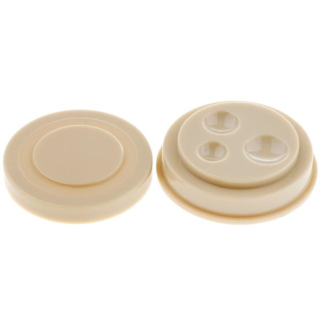 Lubrificateur plat montre outil de réparation précision huileur ensemble huile tasse avec couvercle
