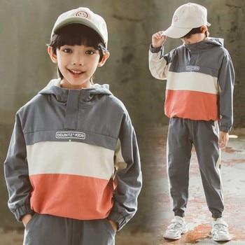 Pakaian Set Hoodie + Celana Laki Laki 4