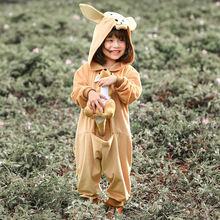 Милый детский костюм кенгуру для косплея