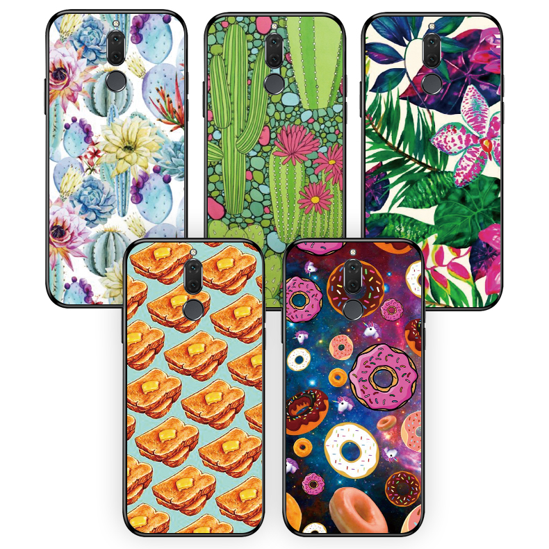 Huawei Maimang 6 /Mate10 Lite/ Nova2i/honor9i Fruits Phone Cases For HUAWEI Honor 9i Case Silicone Soft Back Cover TPU Cover