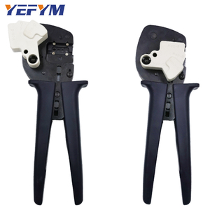 Image 3 - Aviation terminal crimping pliers tools Harting Hardin pin YE 166 heavy duty connector Automatic adjustment of crimp depth tools