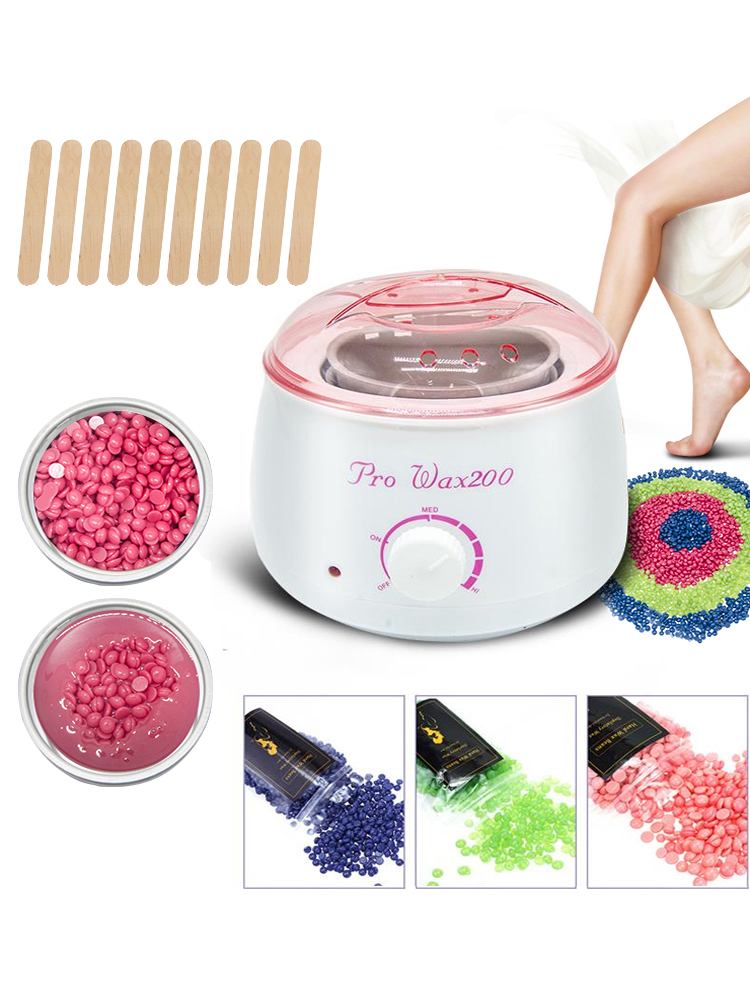 Waxing-Machine Epilator Heaters Body-Hair-Removal Hand-Feet Hot-Wax SPA Paraffin Electric-Pro