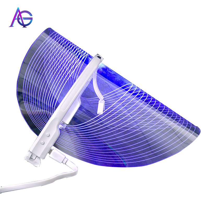 New Invention 3 Color LED Face Mask Beauty Instrument