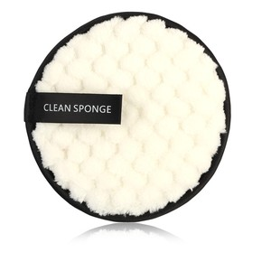 1 PC Double Sided And Layer Microfiber Soft Cloth Pads Facial Makeup Cotton Towel Reusable Face Washing Cleansing Remover Puff