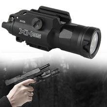 Тактический светильник xh35 x300u a x300 фонарь для пистолета