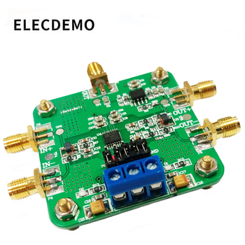 AD8369 Wideband Gain Amplifier 600M 45dB VGA Differential Amplifier Authentic Guarantee function demo board ultra wideband rf amplifier hf amplifier linear amplifier 1mhz to 130mhz 6w 43db
