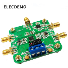 Ad8369 wideband ganho amplificador 600 m 45db vga diferencial amplificador autêntico função de garantia placa demonstração