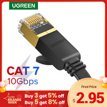 UGREEN cavo Ethernet RJ45 Cat7 cavo Lan UTP RJ 45 cavo di rete per Cat6 cavo Patch compatibile per Modem Router cavo Ethernet