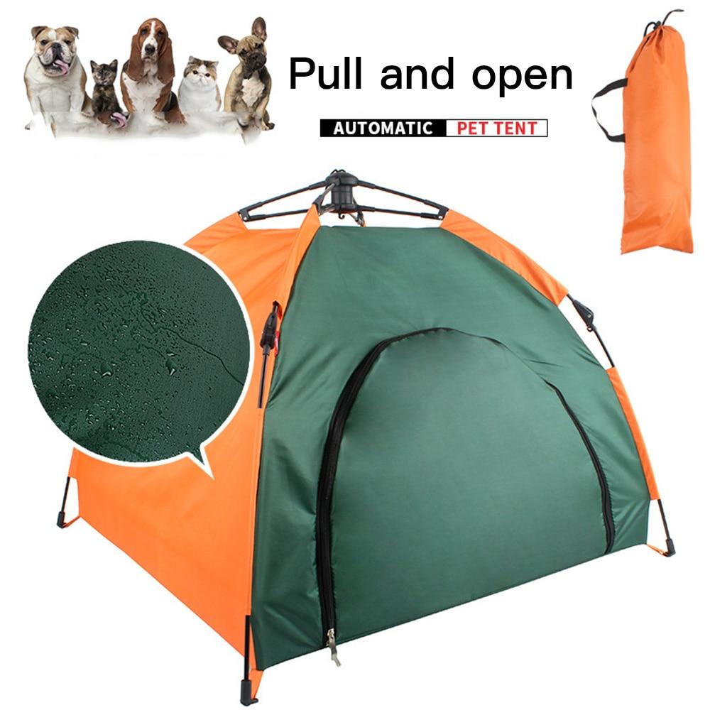 pop up dog tent
