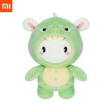 Original Xiaomi Mitu Small Dinosaur Racer/Rabbit Doll Diver/ Little Yellow Chicken/ Cute Cat Cotton Cute Toy Gift for Kids Girls