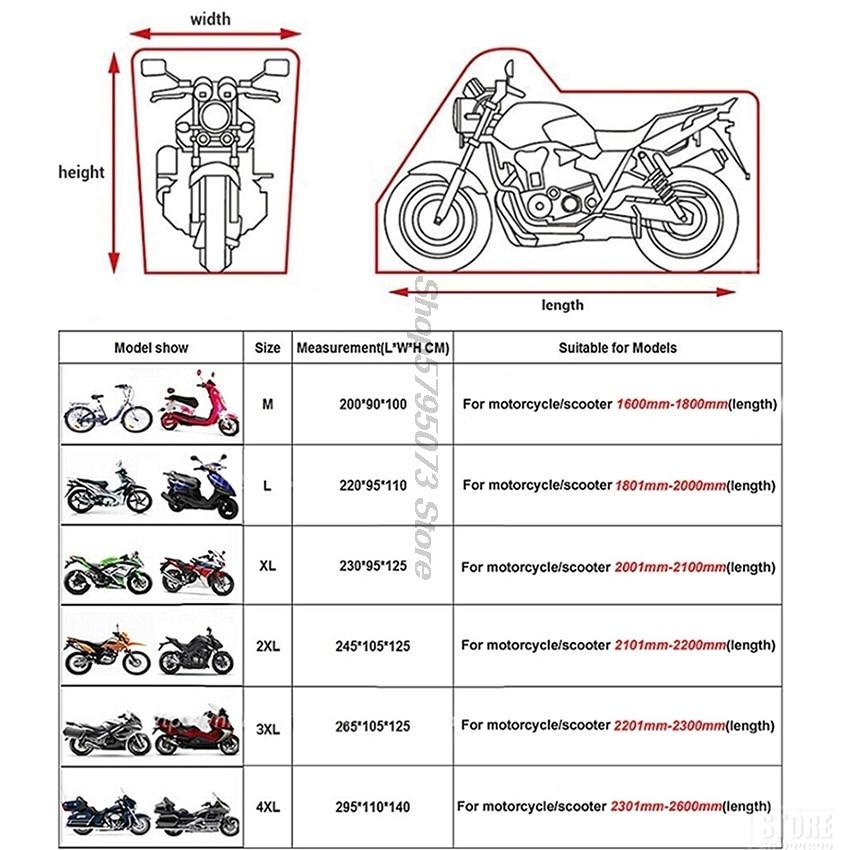 Capas p motos