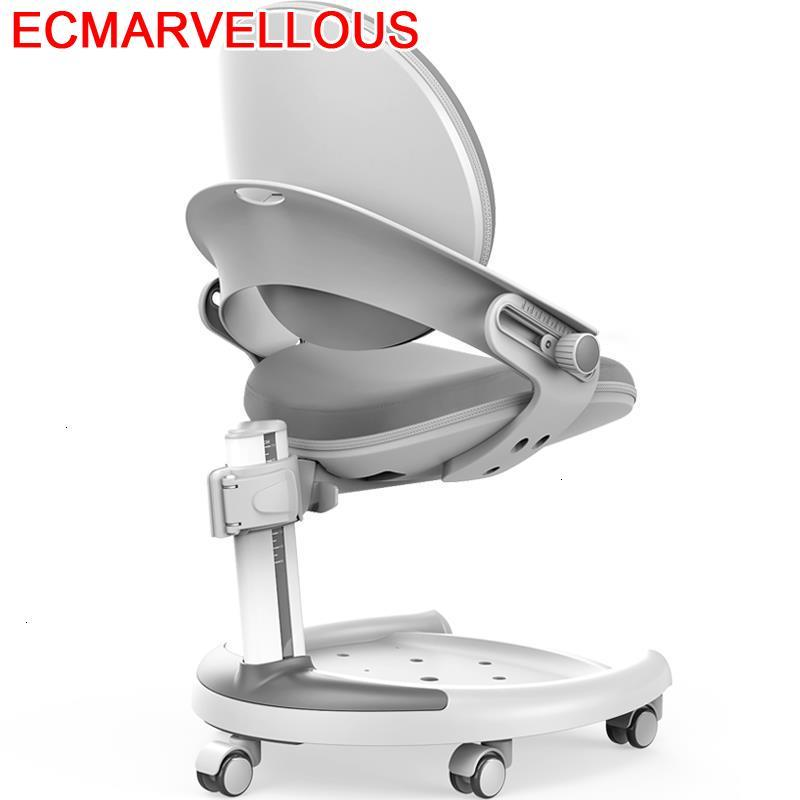 Dzieci Pour Mobiliario Mueble Learning Tower Couch Adjustable Cadeira Infantil Kids Chaise Enfant Baby Furniture Children Chair