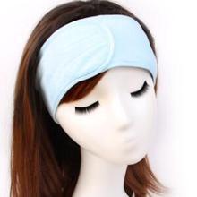 Новая розовая спа-ванна для душа макияж аксессуары головная повязка для мытья лица повязка для волос для женщин