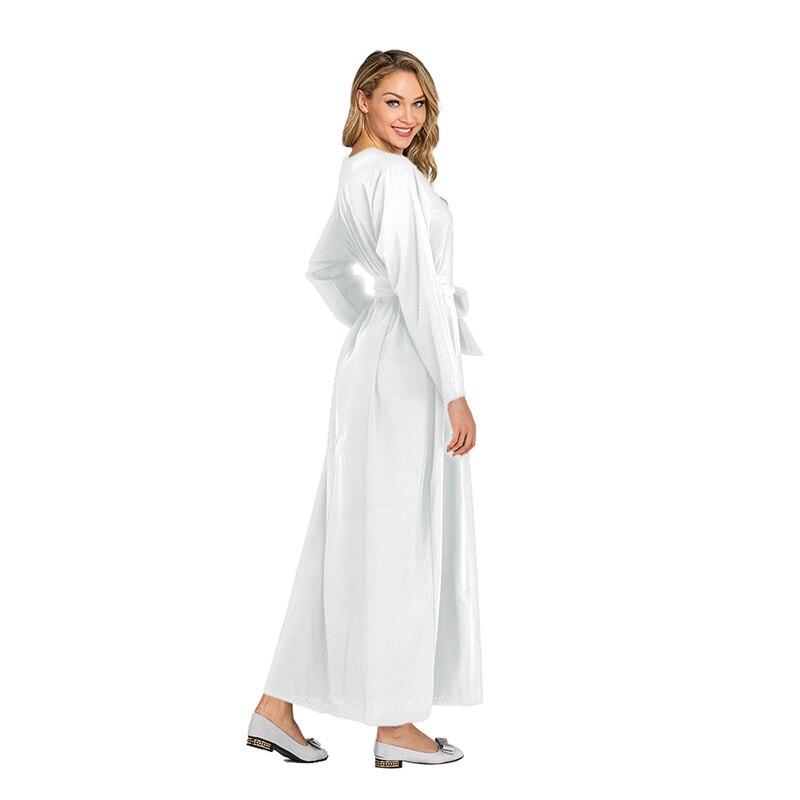 Abaya Muslim Hijab Dress Kaftan Qatar Pakistani Islamic Dresses Caftan Tesettur Elbise Turkey Robe Longue Vestidos Largos Arabes Women Women's Clothings Women's Dresses cb5feb1b7314637725a2e7: black dress|Blue dress|Gary dress|Khaki dress|Red dress|white dress