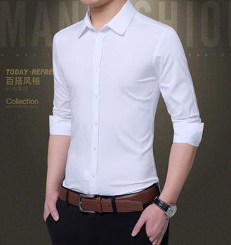 2020 NEW autumn  plus velvet thickening casual warm shirt men's long-sleeved shirt spinning shirt A4749-06
