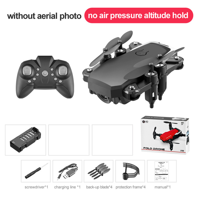 FPV Mini Drones Profissional Quadcopter 4K HD Drone Cameras Folding Body Dron Quadcopters With Camera Kids Toys Birthday GiftsRC Helicopters