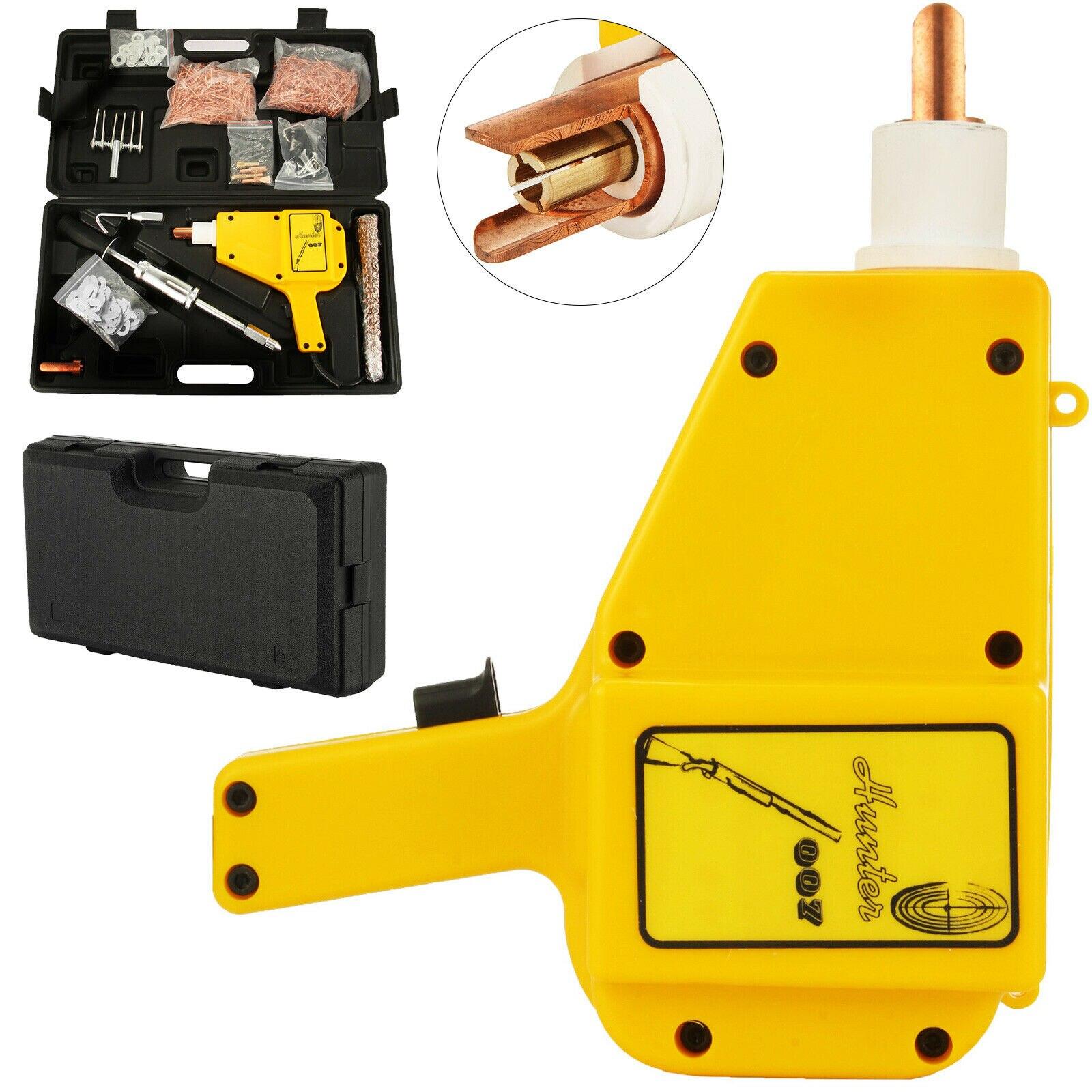 1600 A Spot Stud Welder Dent Puller Gun Welding Kit with Accessories