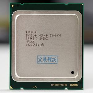 Image 2 - Процессор Intel Xeon E5 1650, ЦП E5 1650 для ПК, 12М кэш, 3,20 ГГц, IntelQPI, LGA 2011 SR0KZ C2, бесплатная доставка  Standard