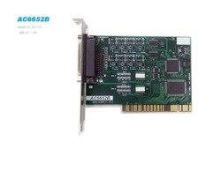 Ac6652b magistrali PCI IO zarządu na białym tle 8-sposób I/O przełącznik wartość  kartą we/wy