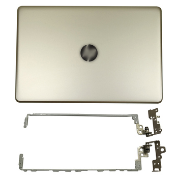 NEW Original for HP Pavilion 15-BS 15T-BS 15-BW 15Z-BW 250 G6 255 G6 Laptop LCD Back Cover Gold/Front Bezel/Hinges 924893-001 new laptop lcd front bezel for hp pavilion g6 g6 2000 2328tx 2233 2301ax2313 684165 001 jte38r36tp003 b shell