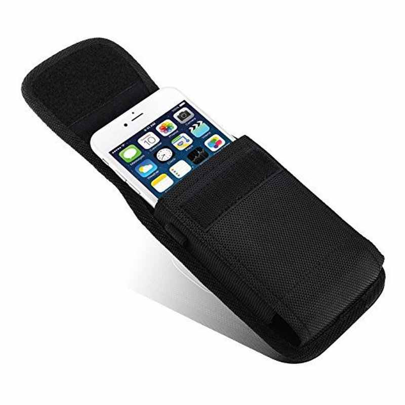 Handy Taille Tasche 5,2-6,3 zoll für iphone für Samsung für xiaomi huawei Haken Schleife Holster Pouch Gürtel taille Tasche Abdeckung Fall