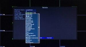 Image 5 - 赤パネルオーディオ顔検出5MP xmeye Hi3531D H.265 + 8CH 8チャンネル16CHハイブリッド6で1世tvi cvi nvr ahd wifi cctv dvr