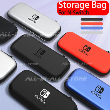 Nintend Switch Case Waterproof Shell Storage Bag Carrying Pouch for Nitendo Nintendo Switch Console Joycon & Games Accessories 2