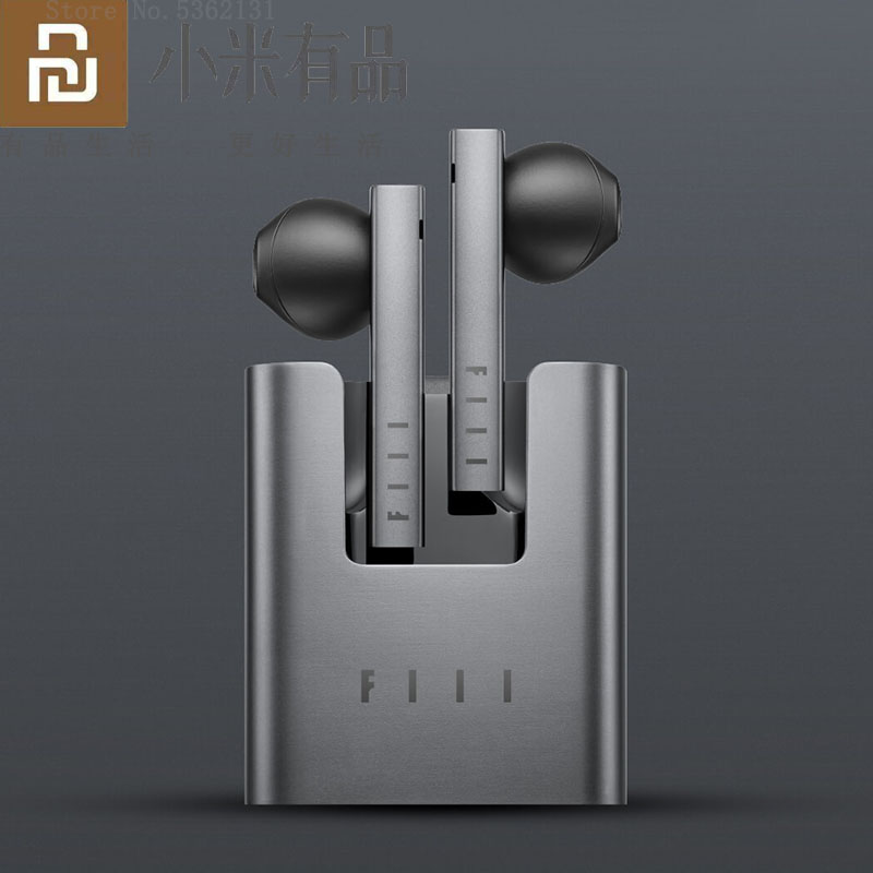 Youpin Bluetooth-Earphones Microphone Noise-Reduction TWS Sport Wireless with for CC
