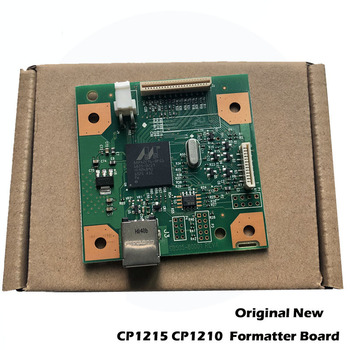 Original New For HP CP1210 1210 CP1215 1215 HP1215 M1132 HP1132 Formatter Board Main Board Logic Board CB505-60001 CE831-60001 original board formatter board for hp laserjet pro mfp m127 m128 m127fn m128fn cz183 60001 print parts