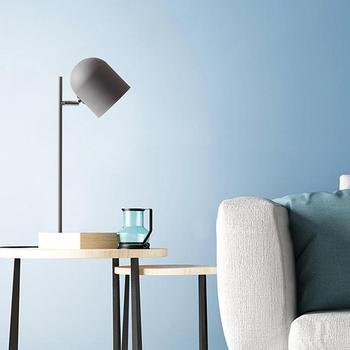 Железная настольная лампа в скандинавском стиле для дома, настольные лампы для спальни, прикроватные, для кафе, учебы, ресторана, гостиной, ц...